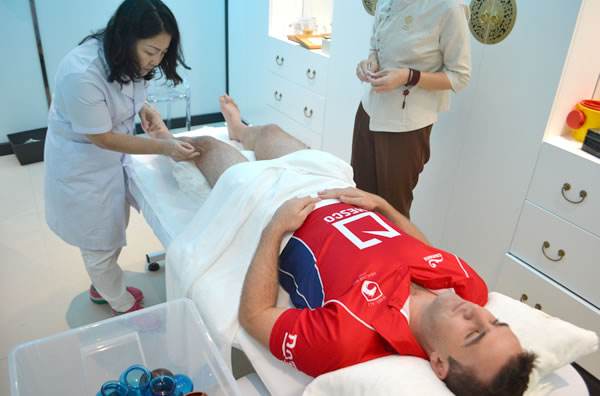 Chinese Sport injuries Therapy