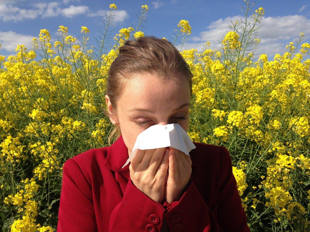Treat Allergies with Traditional Chinese Medicine